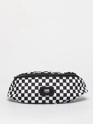 Borsetu0103 de bru00e2u Vans Mini Ward (black/white check)