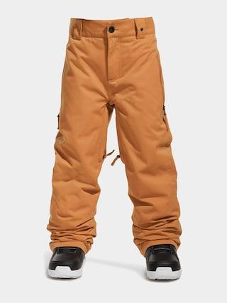Pantaloni pentru snowboard ThirtyTwo Wooderson (brown)