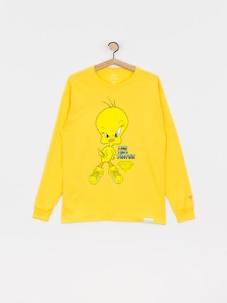 Tricou Diamond Supply Co. Puddy Tat (yellow)