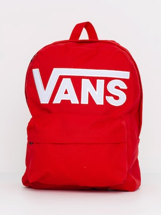 Vans Rucsac Old Skool III (racing red)