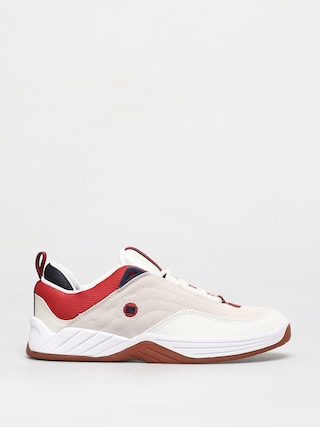 DC Pantofi Williams Slim S (white/navy/red)
