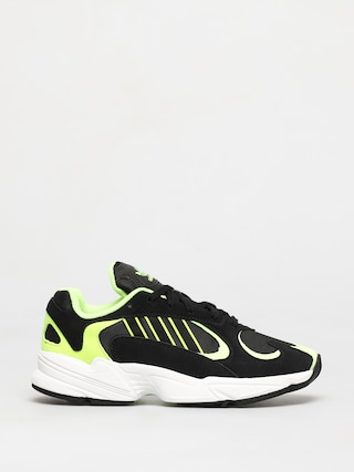 Pantofi adidas Originals Yung 1 (core black/core black/hi res yellow)