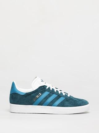 adidas Originals Pantofi Gazelle Wmn (tech mineral/active teal/ftwr white)