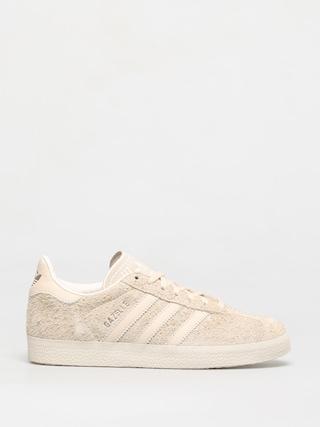 adidas Originals Pantofi Gazelle Wmn (ecru tint s18/ecru tint s18/chalk white)