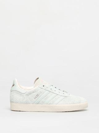 Pantofi adidas Originals Gazelle Wmn (vapour green/vapour green/chalk white)