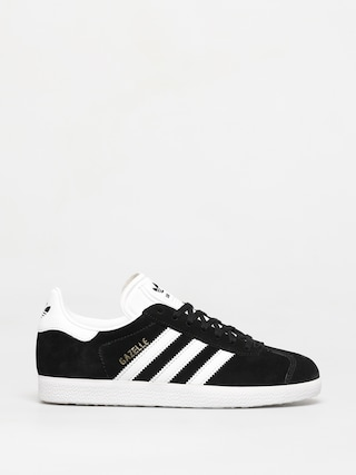 adidas Originals Pantofi Gazelle (cblack/white/goldmt)