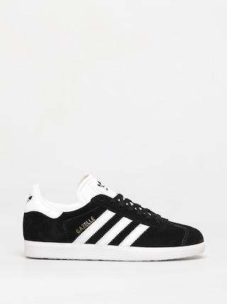 Pantofi adidas Originals Gazelle (core black/white/gold met)