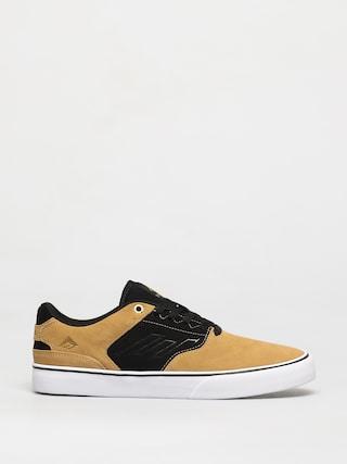 Emerica Pantofi The Low Vulc (gold/black)