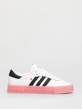 adidas Originals Pantofi Sambarose Wmn (ftwwht/cblack/glopnk)
