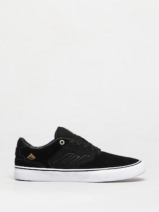 Emerica Pantofi The Low Vulc (black/gold/white)