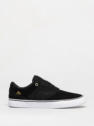 Pantofi Emerica The Low Vulc (black/gold/white)