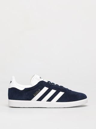 adidas Originals Pantofi Gazelle (collegiate navy/white/gold met)