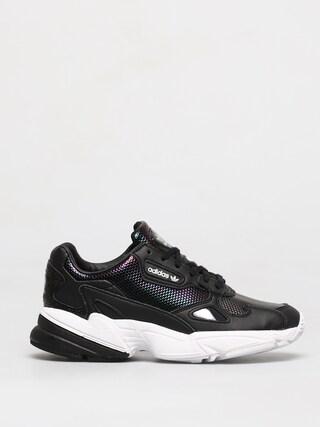 adidas Originals Pantofi Falcon Wmn (cblack/ftwwht/mysrub)