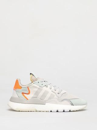 adidas Originals Pantofi Nite Jogger (rawwht/greone/vapgrn)