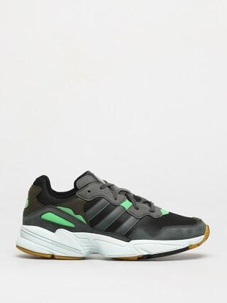 adidas Originals Pantofi Yung 96 (cblack/legivy/rawoch)