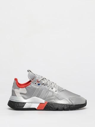 adidas Originals Pantofi Nite Jogger (silver met/silver met/core black)
