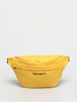 Borsetu0103 de bru00e2u Carhartt WIP Payton (sunflower/black)
