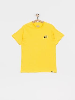 Etnies Tricou Joslin (yellow)