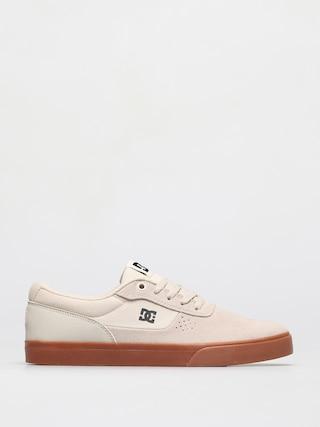 Pantofi DC Switch (white/white/gum)