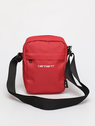 Carhartt WIP Geantu0103 Payton Pouch (etna red/white)