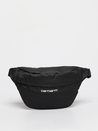 Borsetu0103 de bru00e2u Carhartt WIP Payton (black/white)