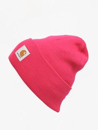 Carhartt WIP Cu0103ciulu0103 Acrylic Watch (ruby pink)