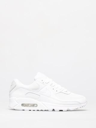 Nike Pantofi Air Max 90 (white/white white wolf grey)