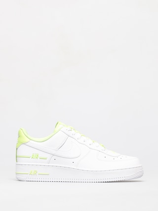 Nike Pantofi Air Force 1 07 (white/white barely volt)