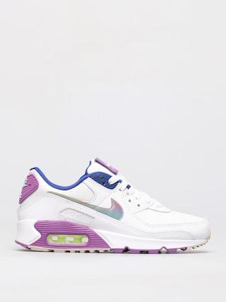 Nike Pantofi Air Max 90 Se Wmn (white/multi color purple nebula)