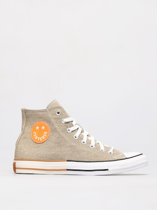 Converse Teniu0219i Chuck Taylor All Star Hi (khaki/total orange/white)