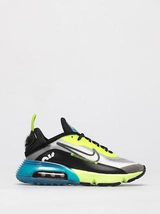 Pantofi Nike Air Max 2090 Wmn (white/black volt valerian blue)
