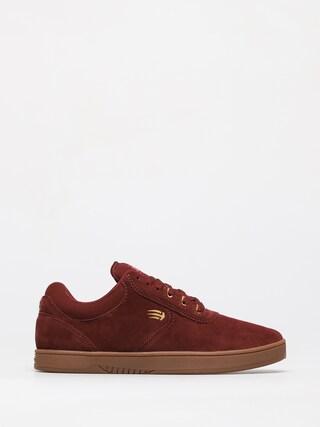 Etnies Pantofi Joslin (burgundy/gum)