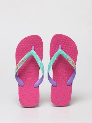 papuci de plaju0103 Havaianas Hav Top Mix Wmn (hollywood rose)