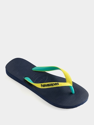 Havaianas Papuci de plaju0103 Hav Top Mix Wmn (navy/neon yellow)