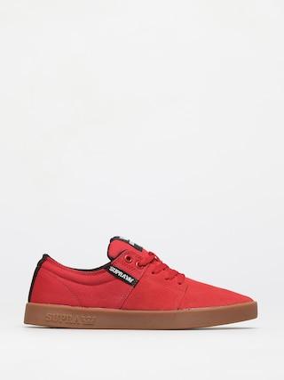 Supra Pantofi Stacks II (red gum)