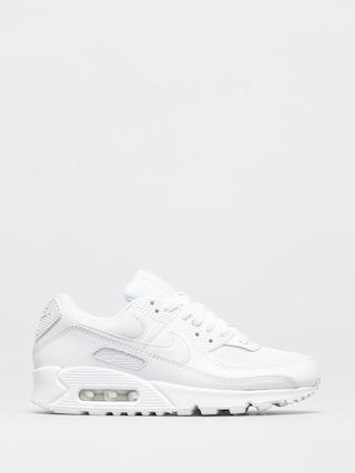 Nike Pantofi Air Max 90 Wmn (white/white white wolf grey)