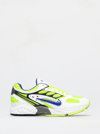 Nike Pantofi Air Ghost Racer (white/hyper blue neon yellow black)