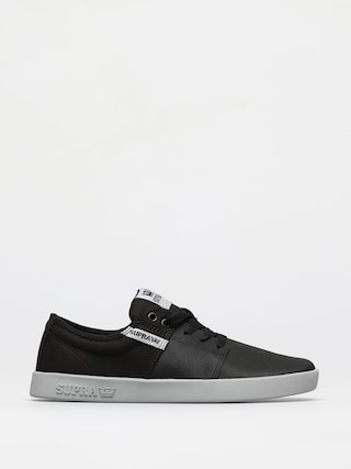 Supra Pantofi Stacks II (black tuf lt grey)