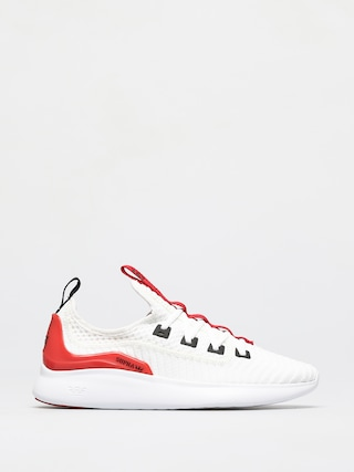 Supra Pantofi Factor (white/red white)