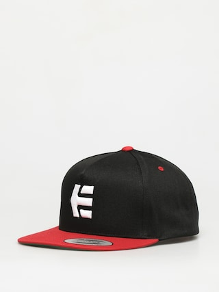 Etnies u0218apcu0103 Icon Snapback ZD (black/red)