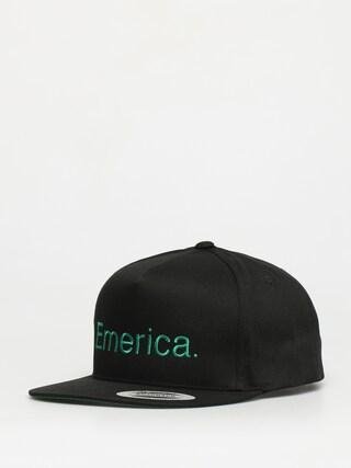 Emerica u0218apcu0103 Pure Snapback ZD (black/green)