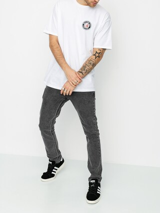 Volcom Pantaloni Vorta Denim (light acid black)
