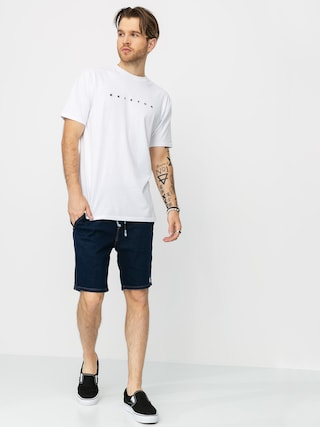 Elade u0218ort Jogger Shorts (blue denim dark)