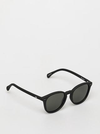Le Specs Ochelari de soare Bandwagon (black rubber)