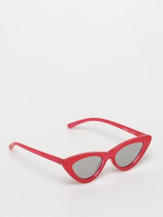 Le Specs Ochelari de soare X Adam Selman The Last Lolita (opaque red)