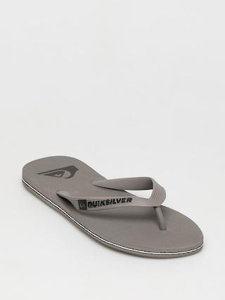 Quiksilver Papuci de plaju0103 Molokai (grey/grey/grey)