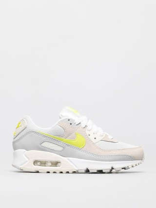Nike Pantofi Air Max 90 Wmn (white/lemon venom pure platinum sail)
