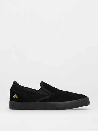 Emerica Pantofi Wino G6 Slip On Youth (black/black)