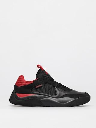 Supra Pantofi Pecos (black/red black)