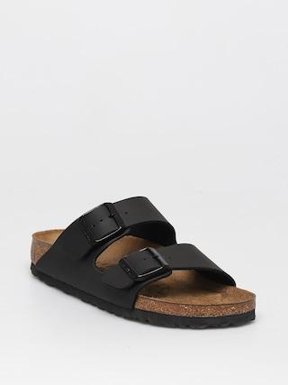 Birkenstock Sandale Klapki Arizona Narrow (black)